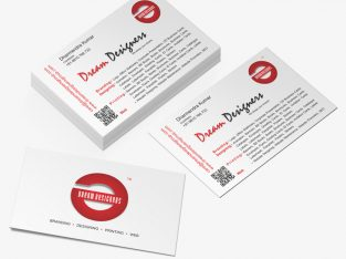 Business Cards – Art Paper – Digital Printing