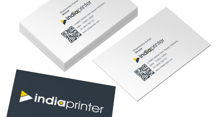 Business Cards – Matt Paper